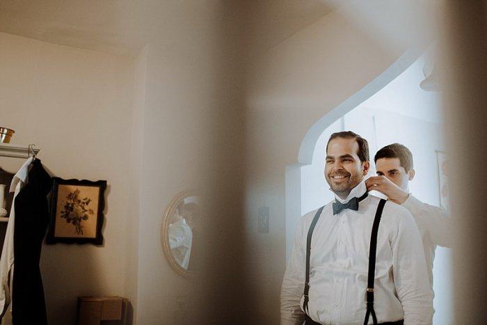 Утро жениха перед свадьбой