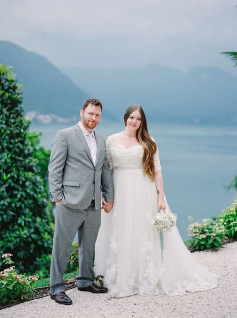 Свадебные платья больших размеров: фото популярных моделей