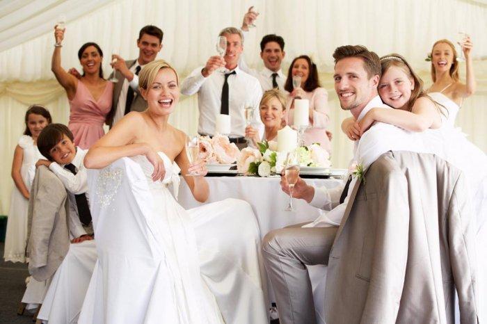 Второй тост на свадьбе