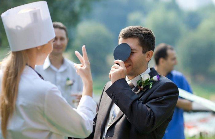 Выкуп невесты в стиле ГАИ: смешной сценарий с конкурсами