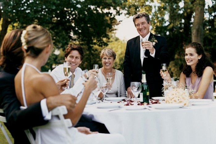 Тост невесте на свадьбу