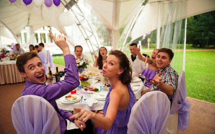 Сценарий свадьбы без тамады для самых близких и родных 57