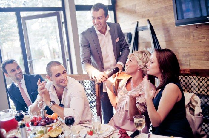 Сценарий свадьбы без тамады для самых близких и родных 40