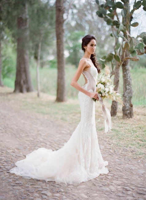 Сексуальные наряды невесты