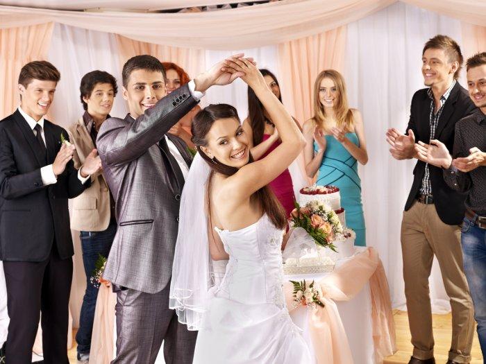 Конкурсы на свадьбу для маленькой компании