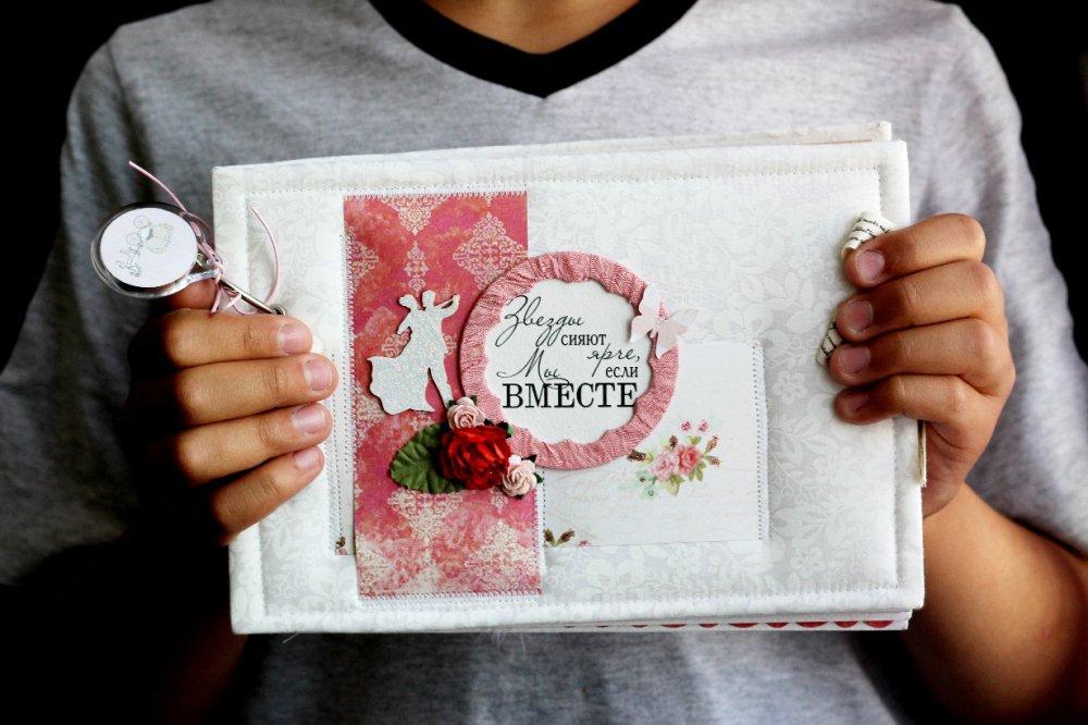 Свадебный альбом для фотографий своими руками