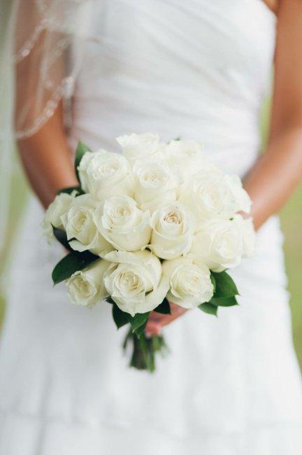 Свадебные букет для миниатюрных невесты приметы — photo 15