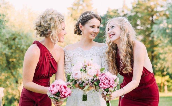 Свадьба лучшей подруги