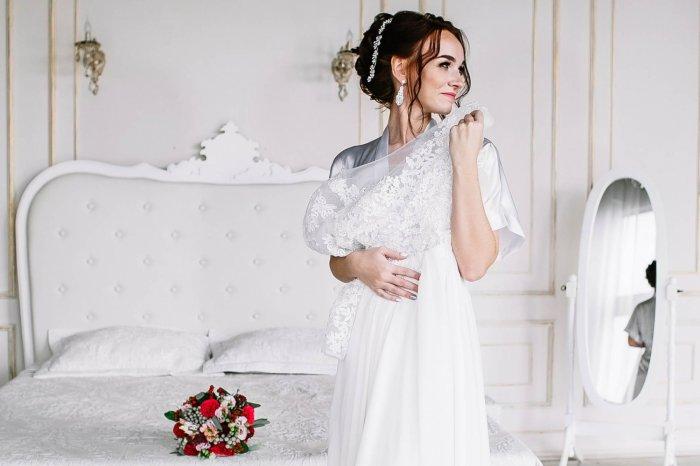 Невеста – королева на собственном торжестве!