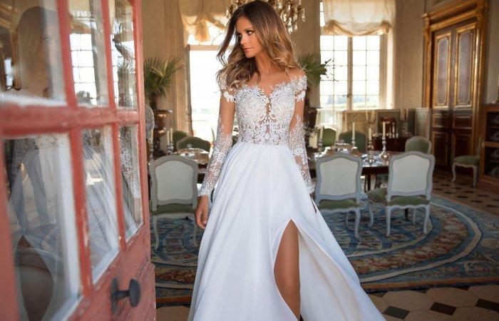 d576be551d4 Прозрачные свадебные платья  фото лучших фасонов