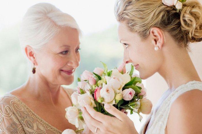Невеста и свекровь