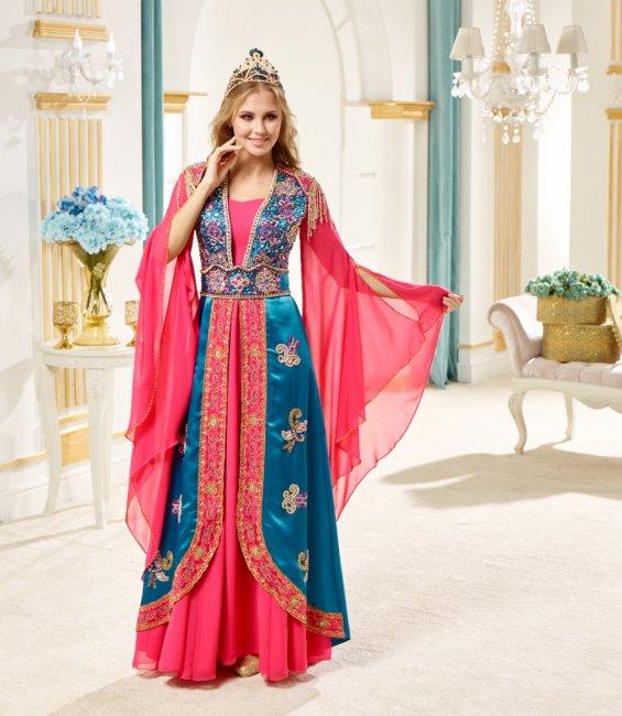 Платье для невесты (биндалли)