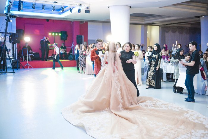 Празднование турецкой свадьбы