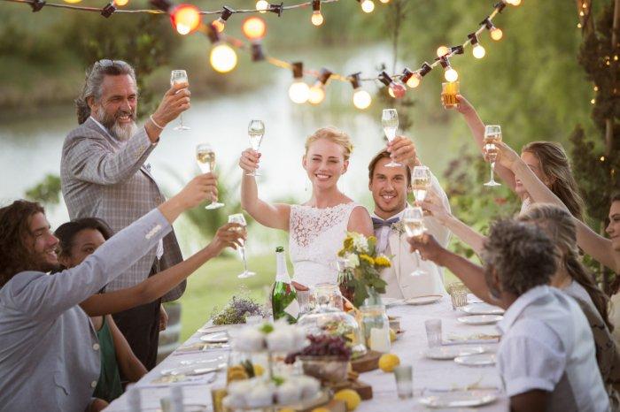Тост притча, как альтерантива свадебных пожеланий