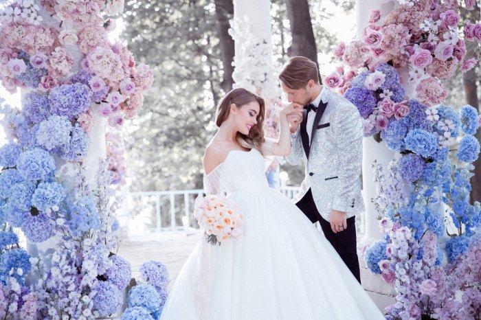Советы по оформлению летней свадьбы