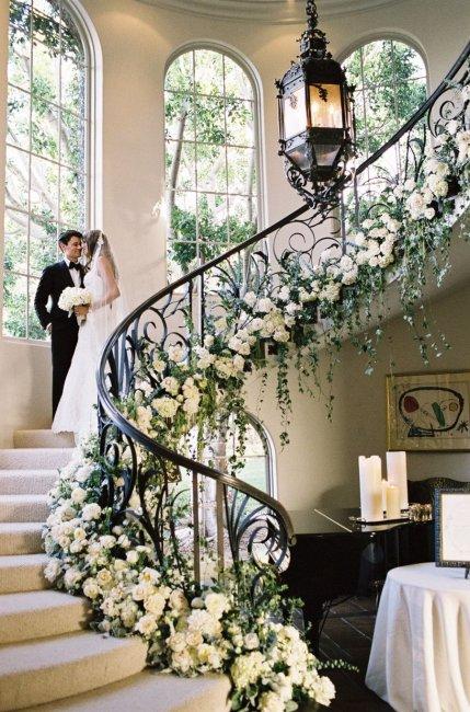 Украшение дома на свадьбу своими руками