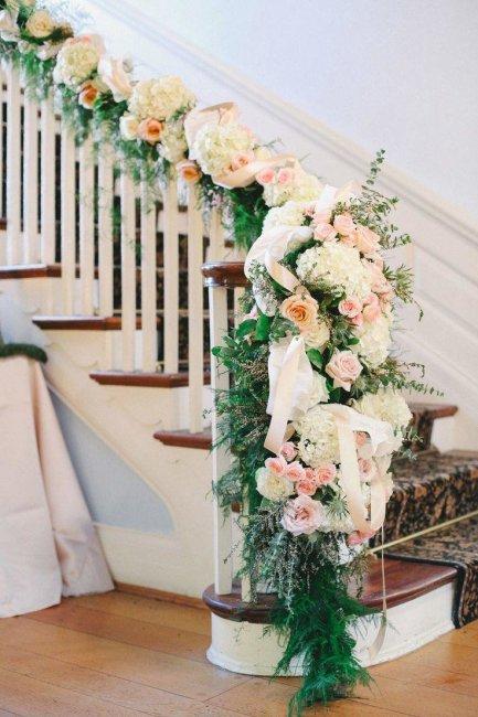 Свадебное оформление дома