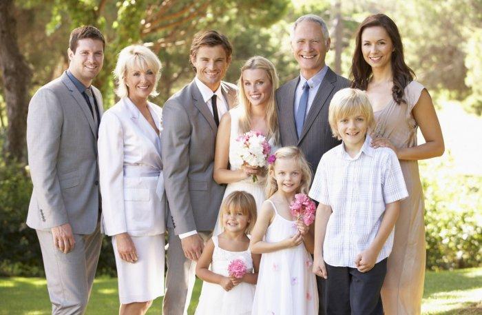 Что делают на свадьбе родители невесты