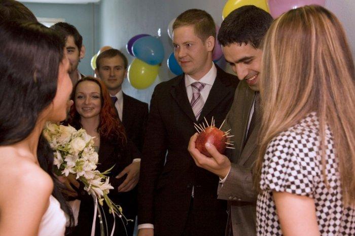Сценарий на выкуп невесты на 15 минут