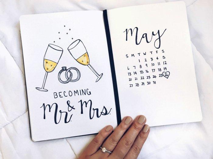 Какую дату выбрать на свадьбу