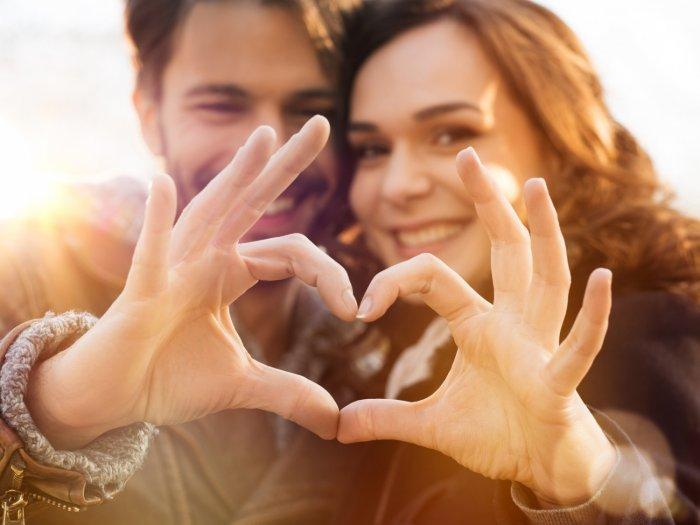 Гармоничные отношения в браке под единицей