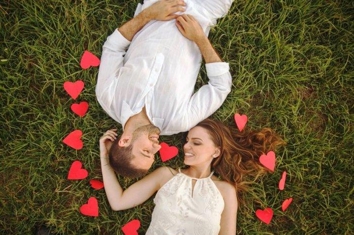 Двойка - романтические отношения