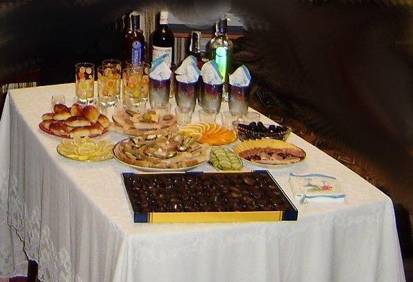 Фуршет на выкуп невесты рецепты с фото