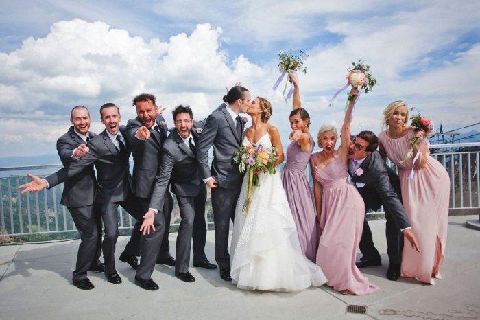 Как провести маленькую свадьбу