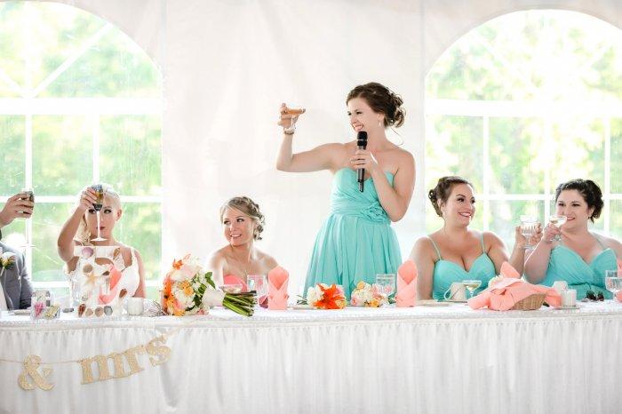 тост подруге на свадьбу в прозе