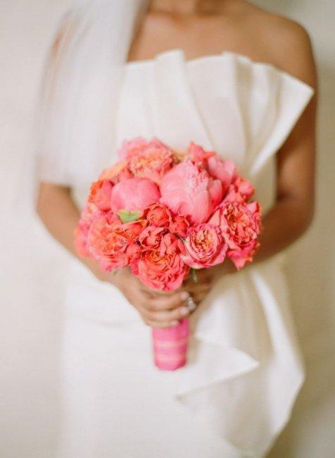 Букеты цветов на коралловую свадьбу как сделать самый лучшый подарок мамочки на 8 марта