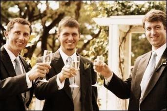 Тост на свадьбу от друзей