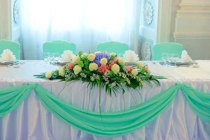 Украсить свадебного зала своими руками фото 780