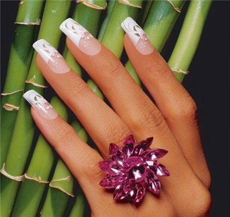 Свадебные ногти