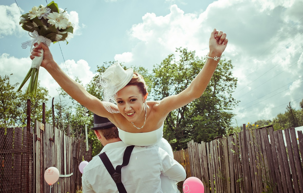 Современный выкуп невест. Весело и задористо