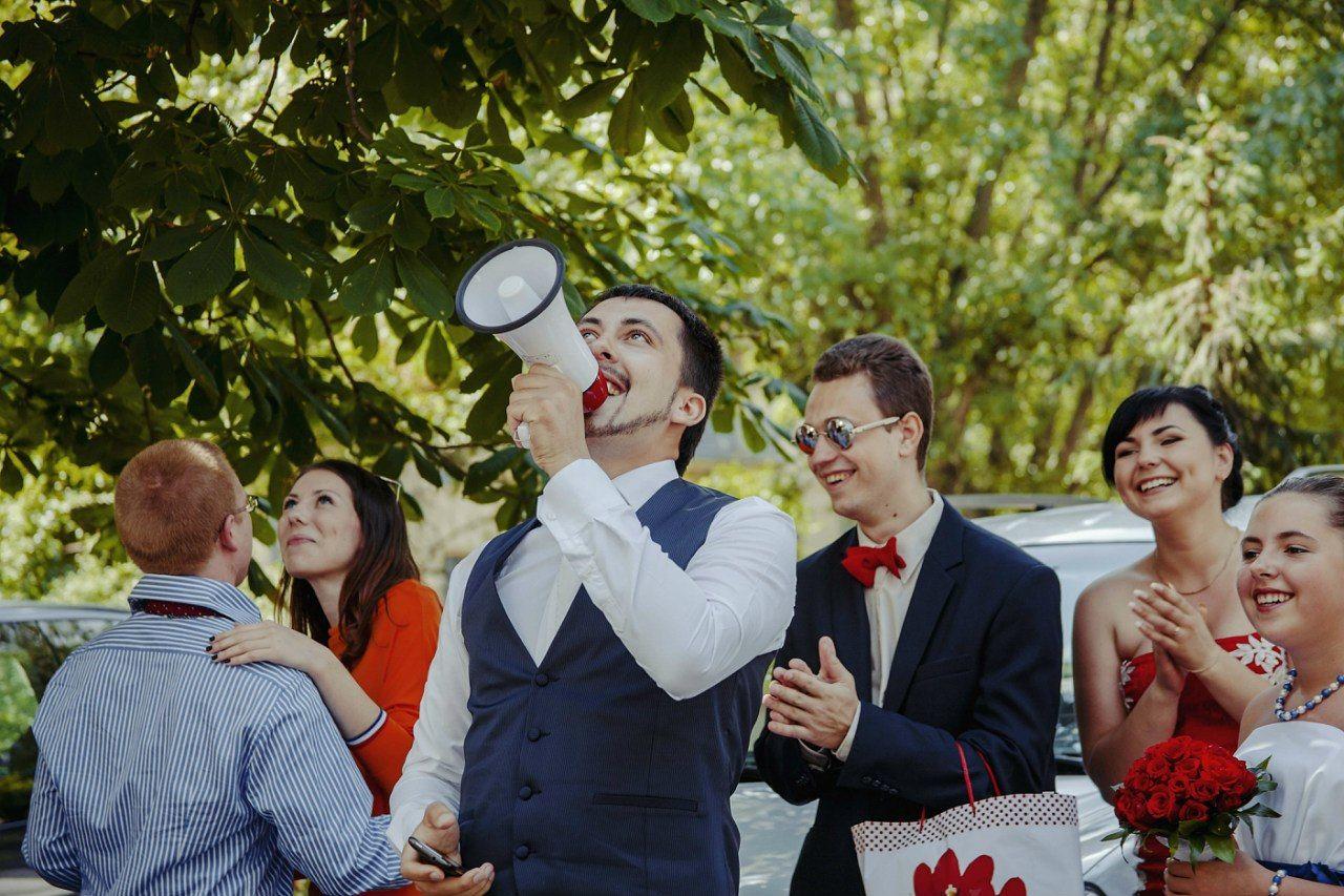 Главное, правильно начать свадьбу с оригинальным выкупом невесты