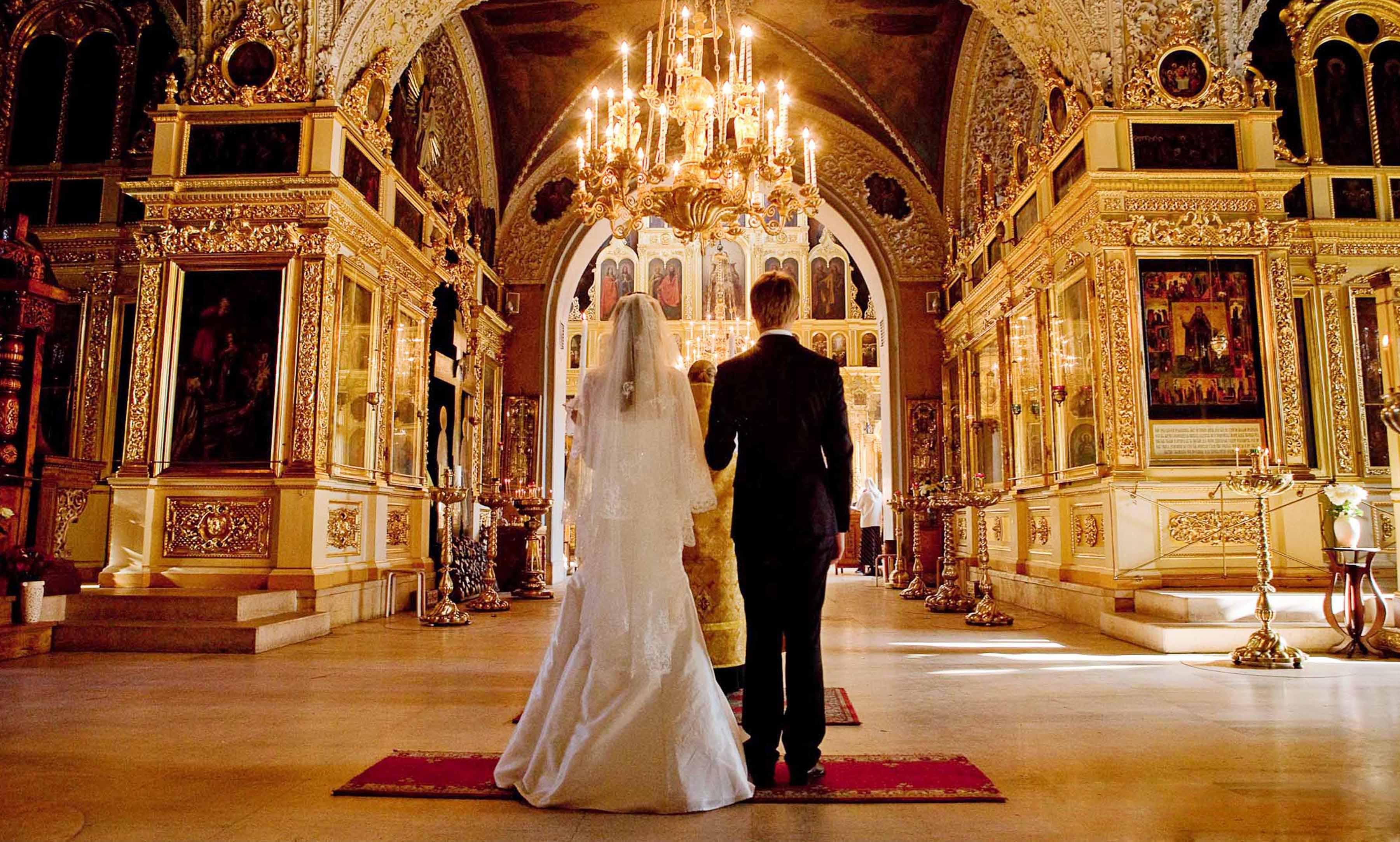Обряд вечнания в провославной церкви. Красиво и завораживающе