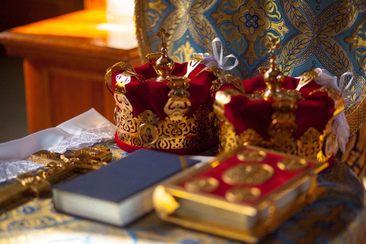 Отнеситесь ответственно к обряду венчания