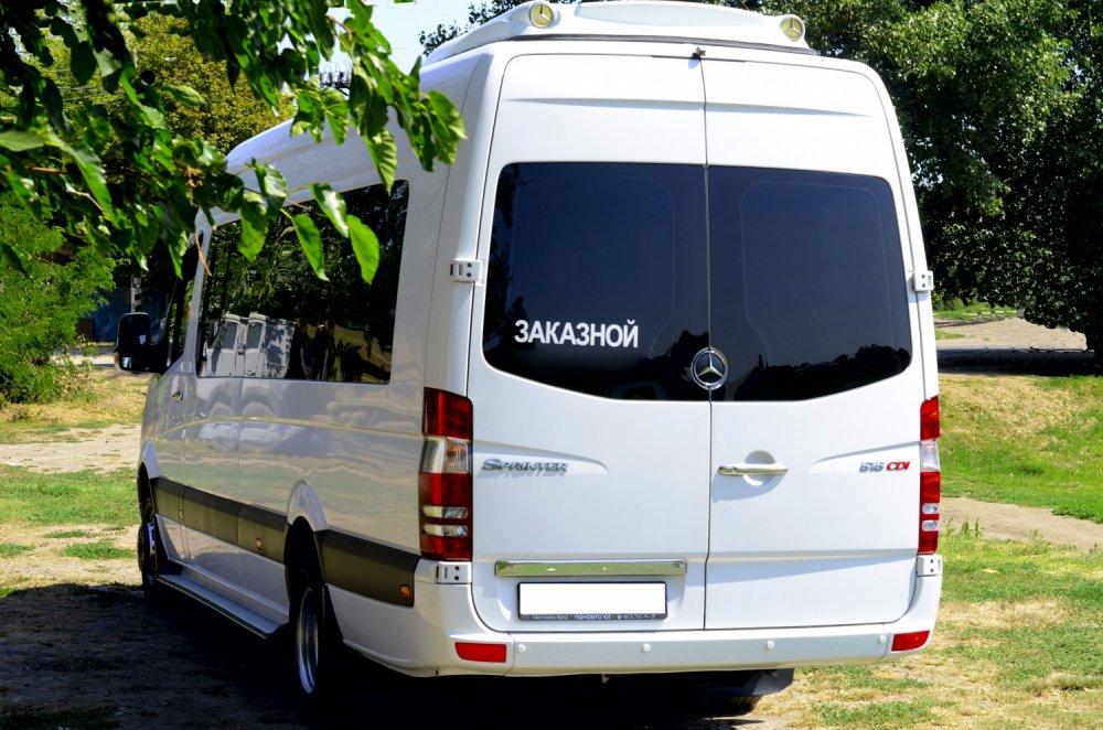 Пассажирские перевозки на микроавтобусе в краснодаре автобус спецтехника