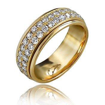 5a5f13674bee Кинематические (крутящиеся) кольца от бутика «Мастера золота» (Москва)