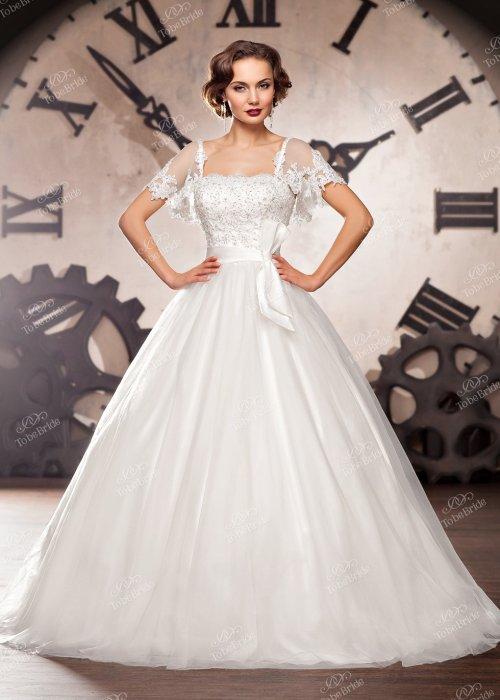 cff531adf82a414 Свадебные платья 2014 от салона «To Be Bride» (Москва)
