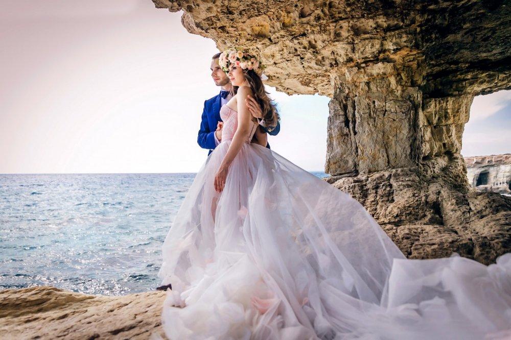 Свадебная фотосессия на кипре фото