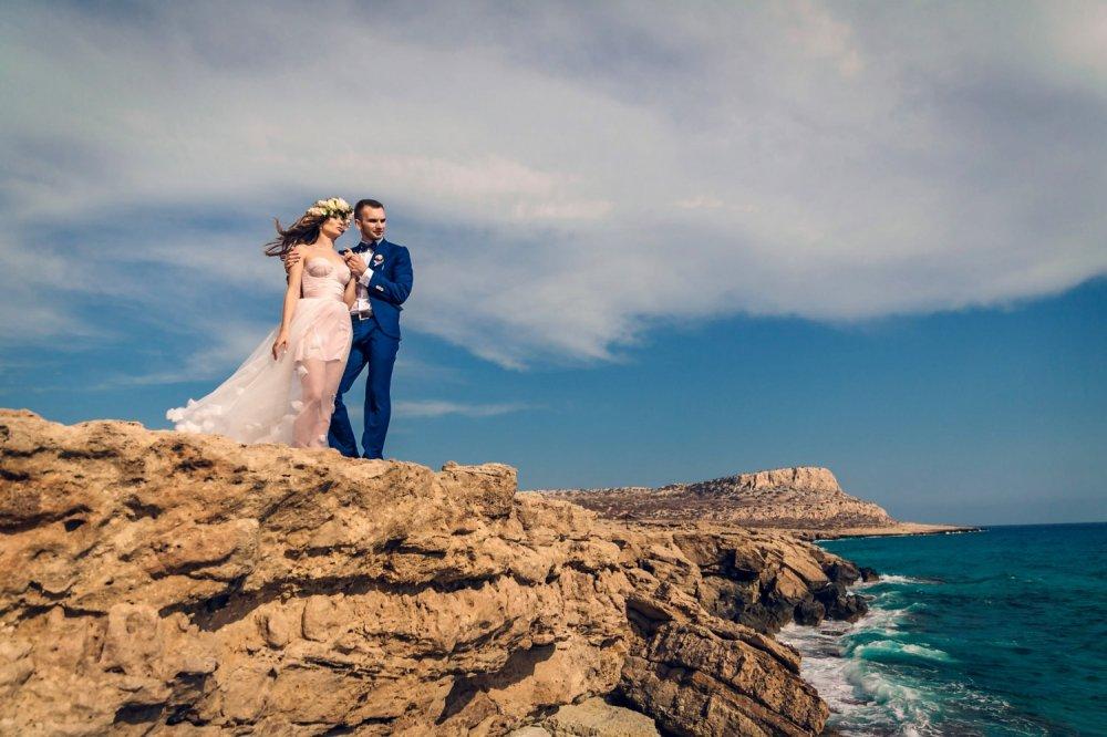Фотографы свадеб на кипре