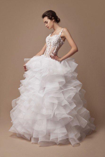 431cf635cb9 Свадебные платья от интернет-магазина «Bride-in-style» (Харьков