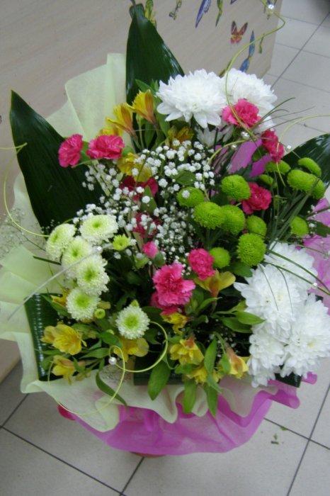 Поздравительный букет от родителей на свадьбу доставка цветов в офис харьков