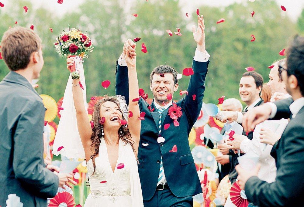 Свадьба веселые картинки