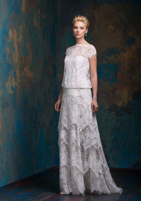 4d448358d01 Коллекция свадебных платьев Je t aime (2016) от салона «Art Podium ...