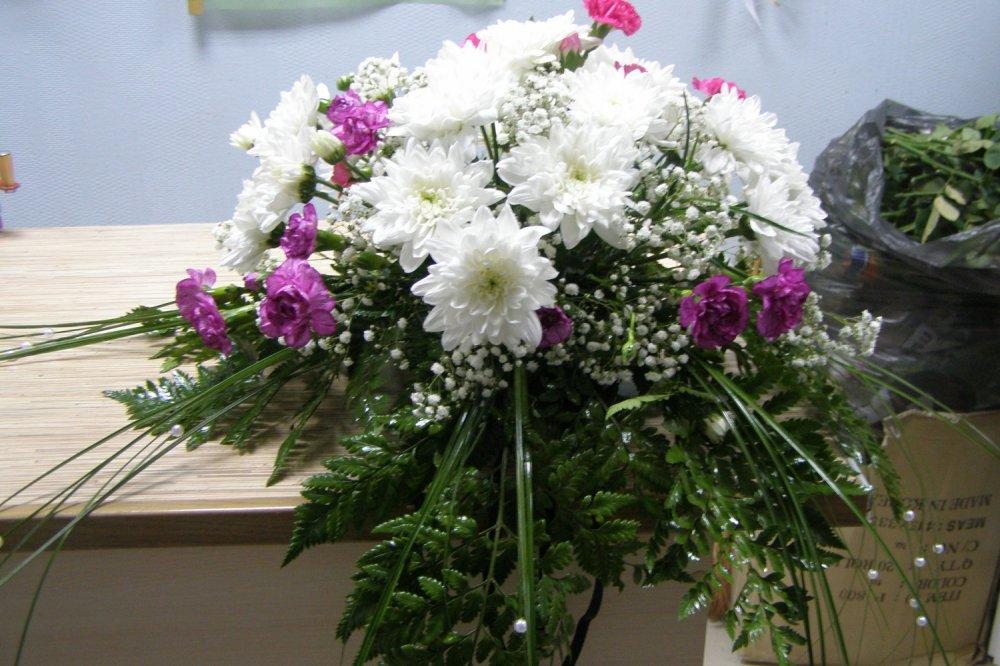 Красивый букет на свадьбу от родителей, цветов дом