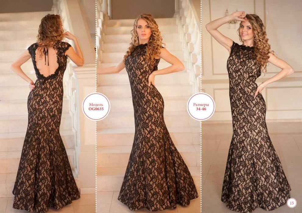 Как представить коллекцию платьев