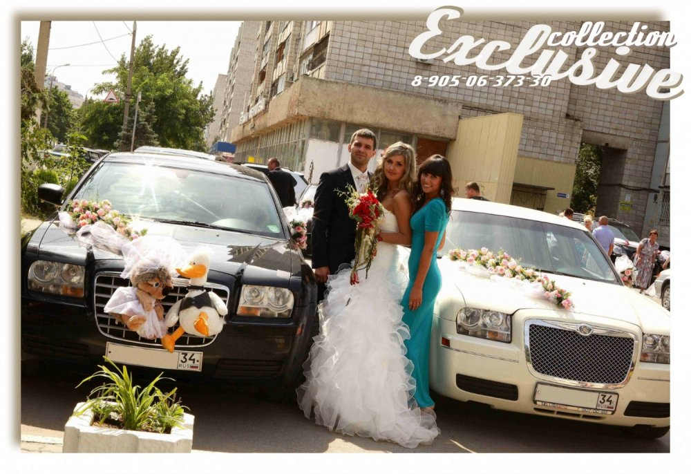 Украшения на свадьбу волгоград