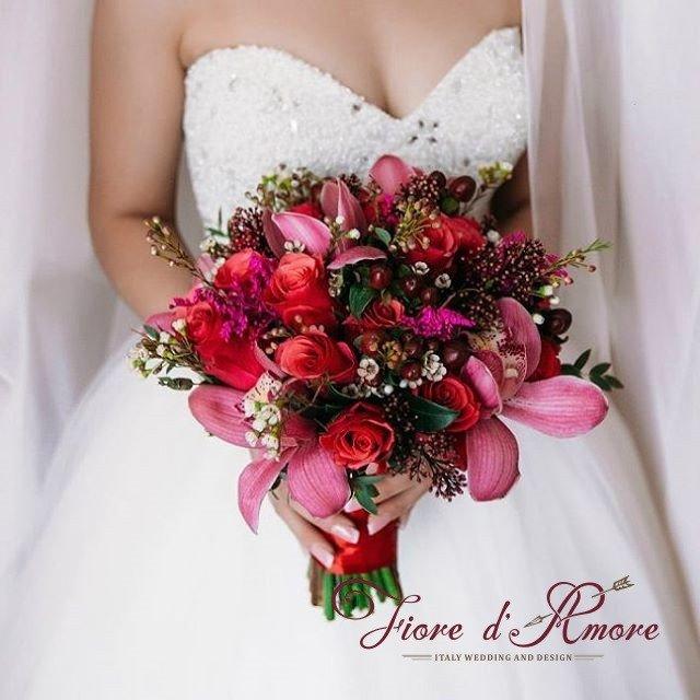Букет невесте в подарок